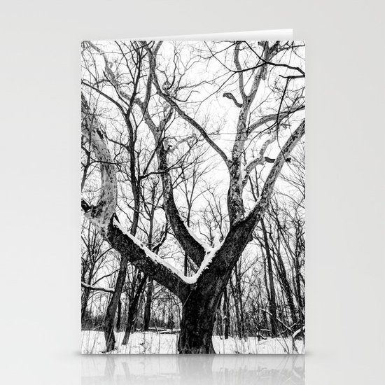 entanglement Stationery Cards