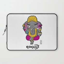 Cute Ganesha Laptop Sleeve