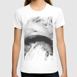 Grey sparks T-shirt