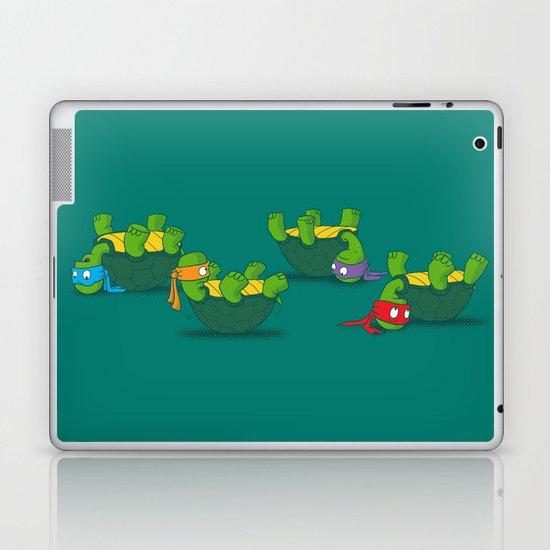 Now what? Laptop & iPad Skin