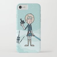 han solo iPhone & iPod Cases featuring EP5 : Han Solo by Jason Yang