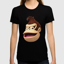 Triangles Video Games Heroes - Donkey Kong T-shirt