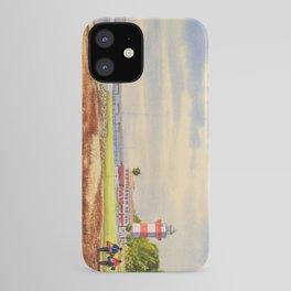 Harbor Town Golf Course SC iPhone Case