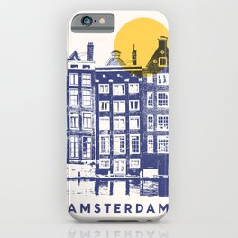 Amsterdam - City iPhone Case
