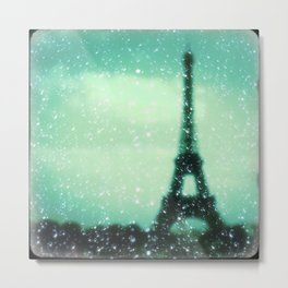 Paris... Je t'aime Metal Print