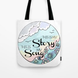 This is my Song Tote Bag
