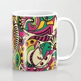 Horse -12 Animal Signs Coffee Mug