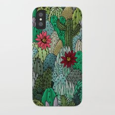 Cactus Collection iPhone X Slim Case