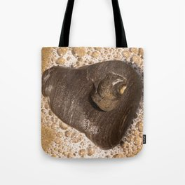 Heart of Goleta Beach Tote Bag