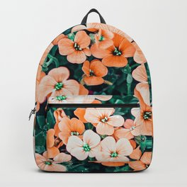 Floral Bliss #photography #nature Backpack