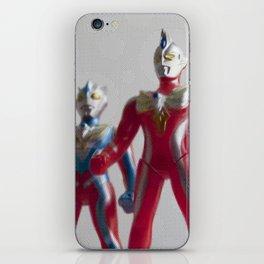 Ultraman I iPhone Skin