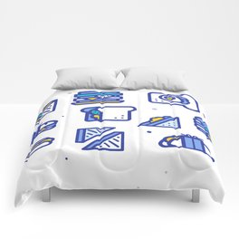 Sandwiches Comforters