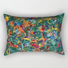 Transmogrification Rectangular Pillow