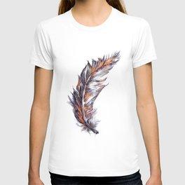 Feather // Illustration T-shirt