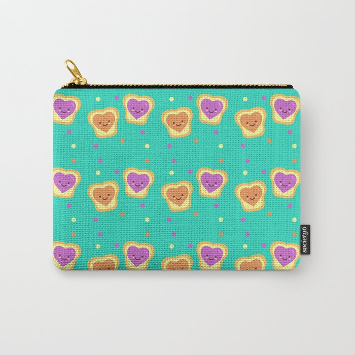 Sweet Lovers - Pattern Carry-All Pouch