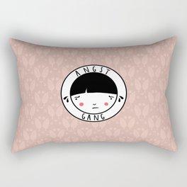 Angst Gang Rectangular Pillow