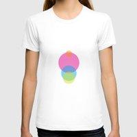 dots T-shirts featuring DOTS by Volkan Dalyan
