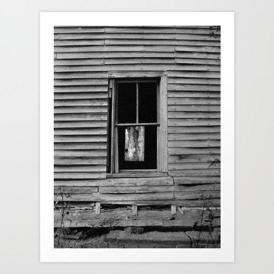 houseghost 2 Art Print