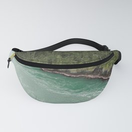 Water Meets Woods Fanny Pack