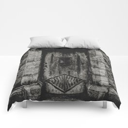 Time Tombs Comforters