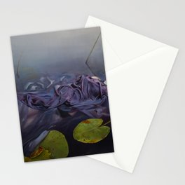 Paraphrase of Ophelia Stationery Cards