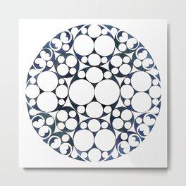 Celtic Circle III Metal Print