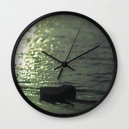 Symbols of the Past Wall Clock