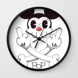 Skulltoons Nr.5 Wall Clock