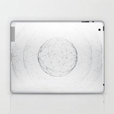 Minimal geometric circle II Laptop & iPad Skin