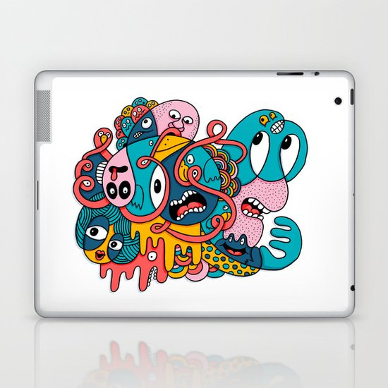 Overload Laptop & iPad Skin