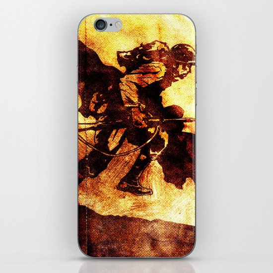 WHF Goes To War iPhone & iPod Skin