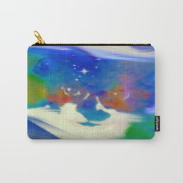 Lila Carry-All Pouch