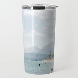 Beach Scape Travel Mug
