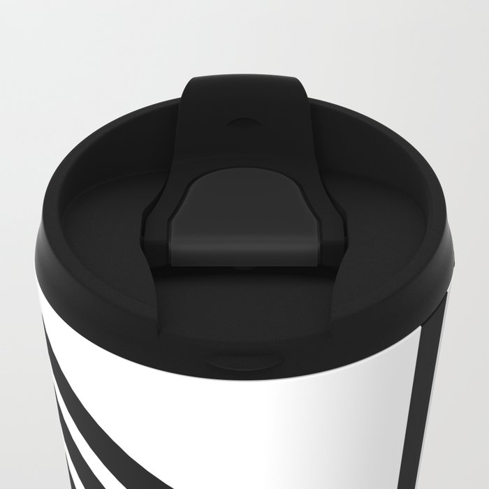 Hello II Metal Travel Mug