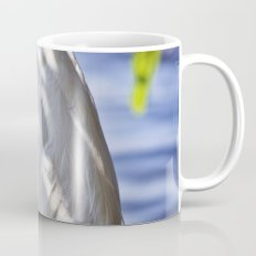 Great Egret Grooming Mug
