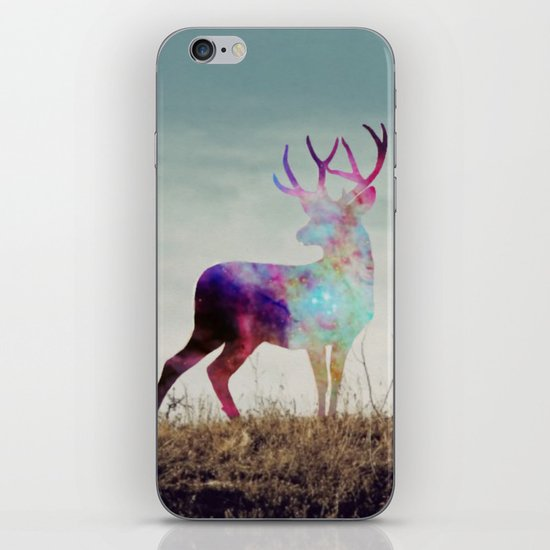 The spirit I iPhone & iPod Skin