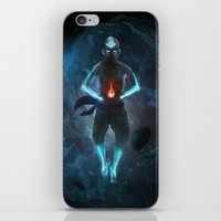 avatar the last airbender iPhone & iPod Skins featuring Avatar by DigitalCrow