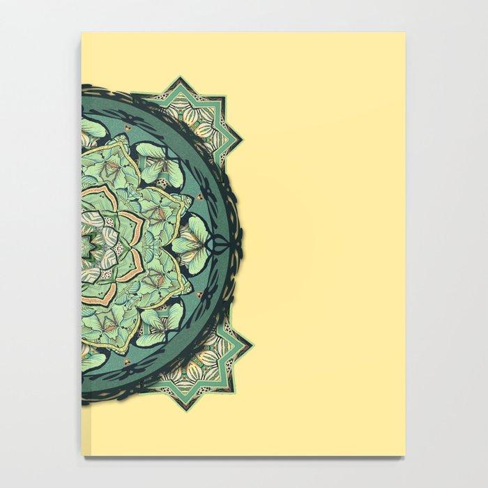 Morris Mandala Notebook