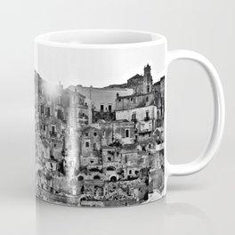 Sassi di Matera: view Coffee Mug