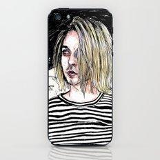 I'm not like them, but i can pretend. -  Kurt c iPhone & iPod Skin