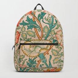 Vintage wildflowers Backpack