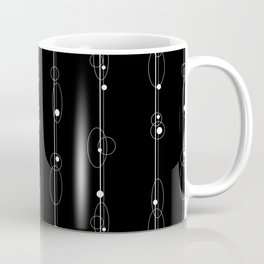 Pendant and Pinstripe Coffee Mug
