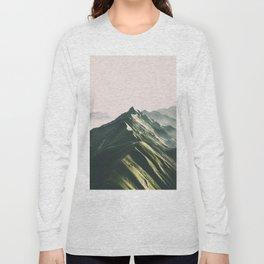 Green Mountains Long Sleeve T-shirt