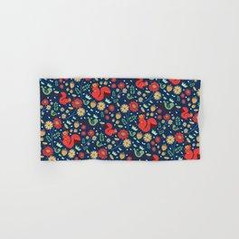 Let's go nuts! - Surface Pattern Design - ByBeck Hand & Bath Towel