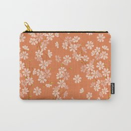 Sunset. Cherry Blossom. Carry-All Pouch
