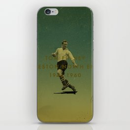 Preston North End - Finney iPhone Skin