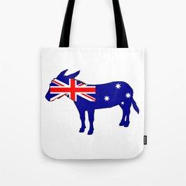 Australian Flag - Donkey Tote Bag