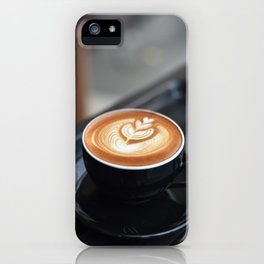 Delicious Coffee iPhone Case