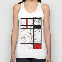 world maps Tank Tops featuring MIX MAPS by MehrFarbeimLeben