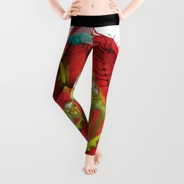 Beautiful And Deadly Leggings